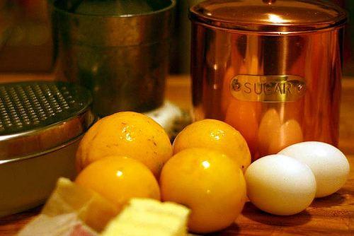 limoni uova zucchero